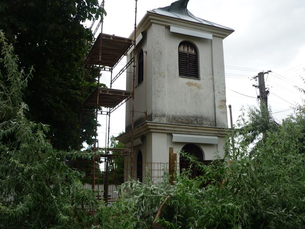 Odstránenie starej pôvodnej strechy