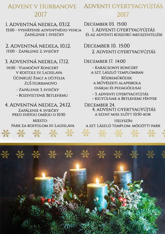advent-hurbanovo