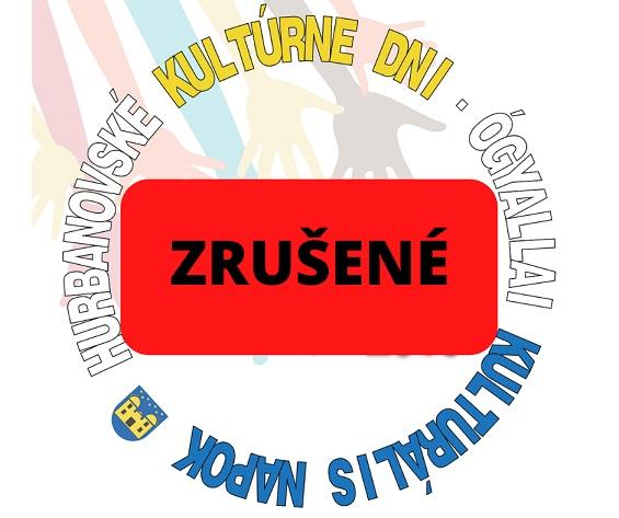 Hurbanovske Kulturne dni zrusene_565px