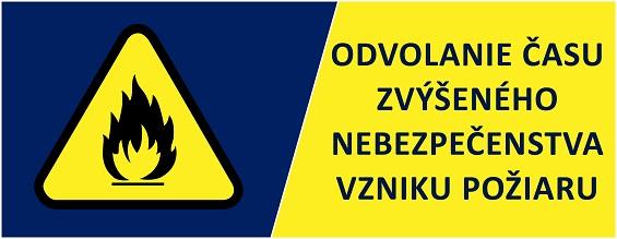 Odvolanie nebezpecenstva poziaru - 565px - banner