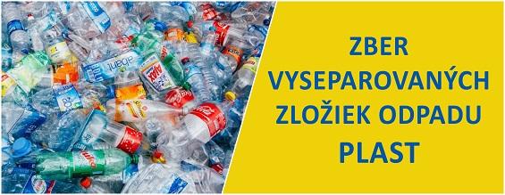Zber Plastov - banner_565px