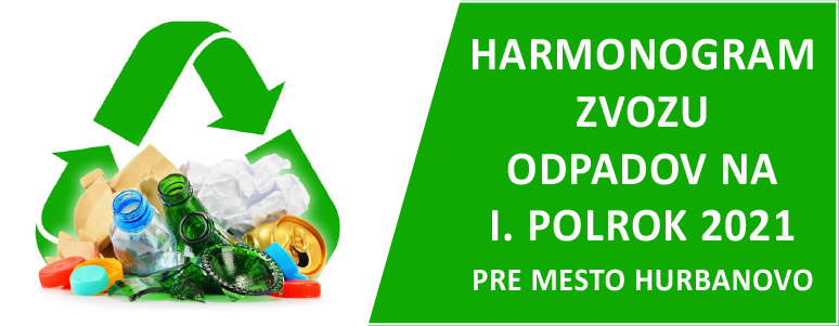 Harmonogram zvozu komunal odpadu na I. polrok 2021-02
