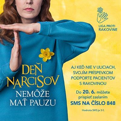 obrazok - den narcisov 2021